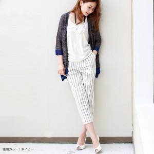 30代からの大人ファッション通販サイトREAL CUBE(リアルキューブ)では、こんなサムエルパンツが販売されています。