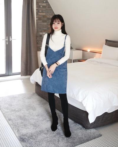 d1ba69b5a30 DHOLIC(ディーホリック)の大人可愛い韓流ワンピースコーデまとめ ...