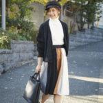 とっておきが見つかる♡デイリー向けのミディスカートを使った秋コーデ♪
