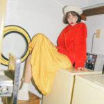 話題の韓国ファッション通販の『プリーツスカート』を自分流に着こなす秋コーデ♡